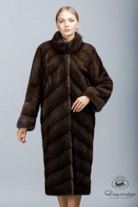 Пальто из норки А-1815
